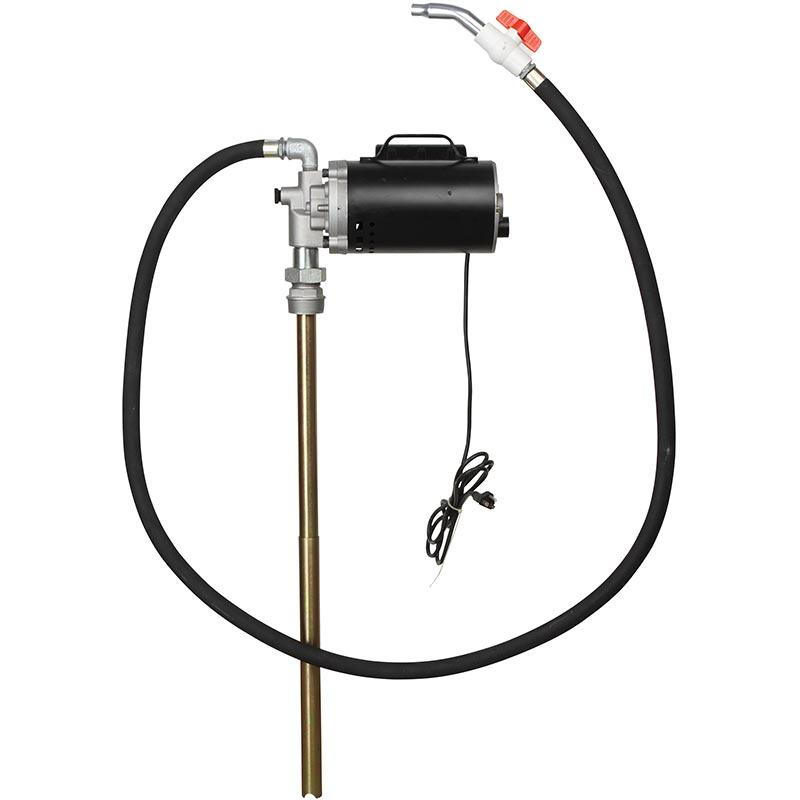 Vestil Electric Oil Pump Model No. PUMP-EO-115