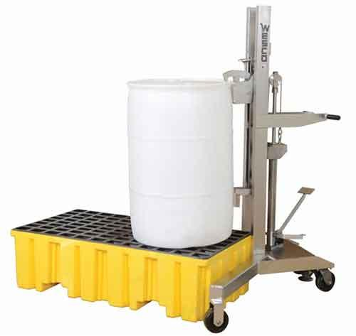 Wesco 304 Stainless Steel Ergonomic Drum Handler
