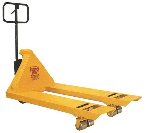 15M High Capacity Pallet Mule Pallet Trucks