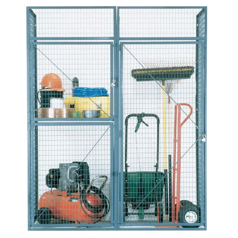 Wire Security Lockers