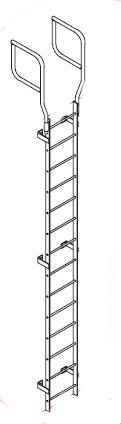 Ladder Industries ACC14-BR