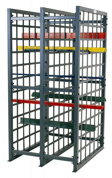 Jarke Bar Storage Rack