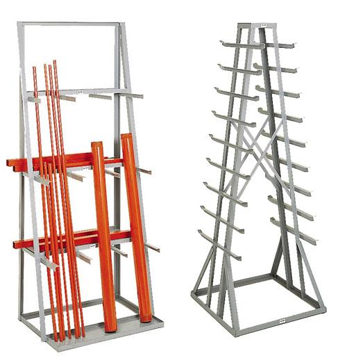 MECO OMAHA Bar Storage Racks