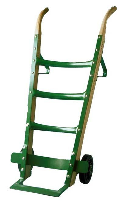 Fairbanks Casters Barrel Hand Truck