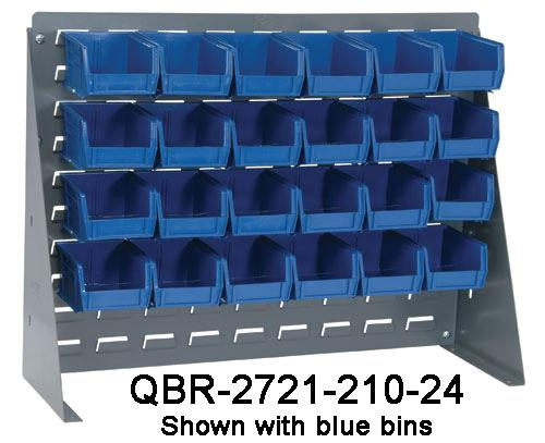 Quantum Bench Racks Complete Package QBR-2721-210-24