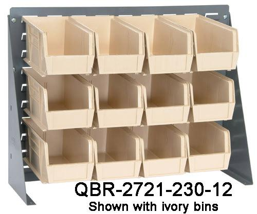 Quantum Bench Racks Complete Package QBR-2721-230-12