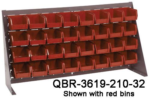 Quantum Bench Racks Complete Package QBR-3619-210-32