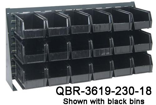 Quantum Bench Racks Complete Package QBR-3619-230-18