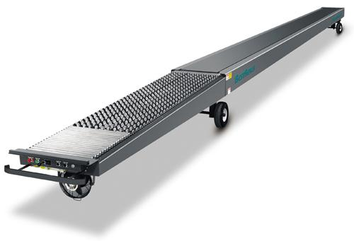BestReach Rigid Drive-In Belt Conveyors