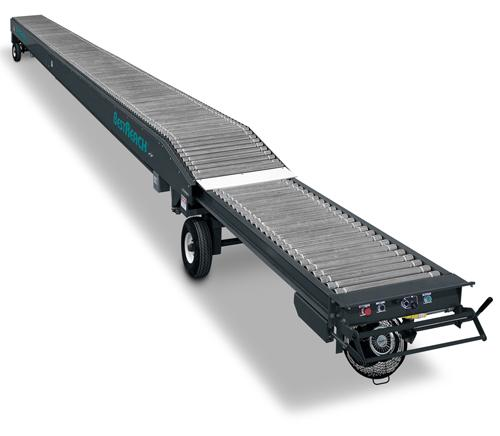 BestReach Rigid Drive-In Roller Conveyors