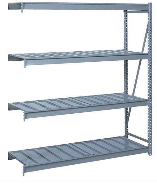 Bulk Storage Racks - 60 Inch Wide - Add-On Units - Ribbed
