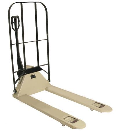 Wesco Cargo Backrest Attachment Model No. 271999