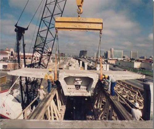Concrete Bridge Construction