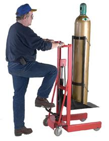 Wesco Cylinder Lift