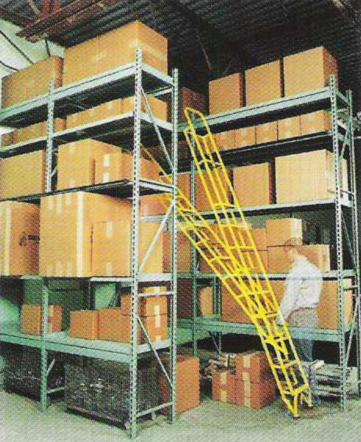 Dual Trak Ladder System - Lifts over obstructions