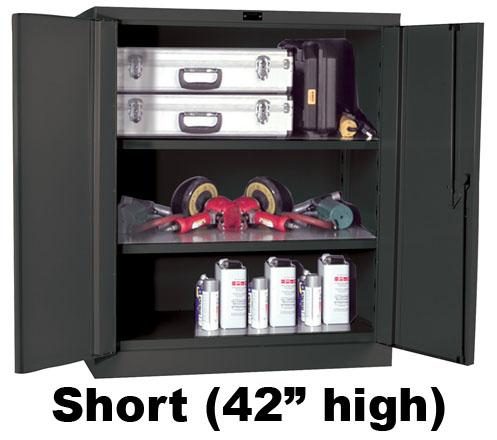 "DuraTough Short (42"" high) Cabinet"