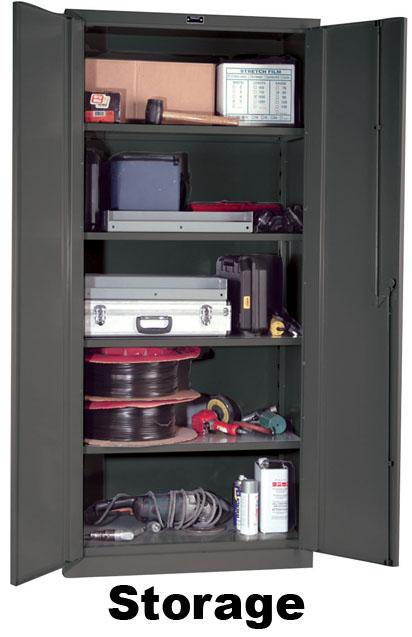 DuraTough Storage Type Cabinet