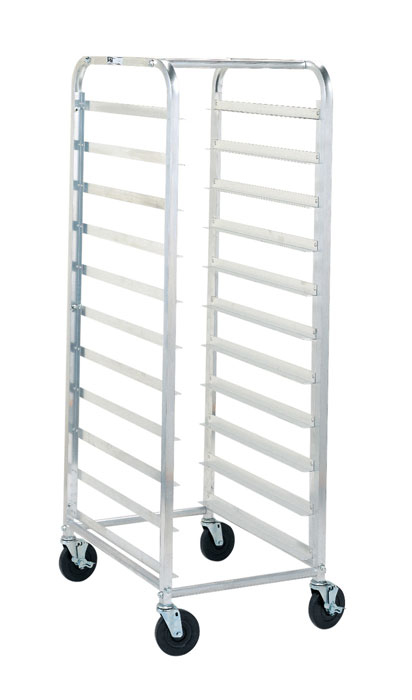 Metro End Load Knock Down Racks - Single Section