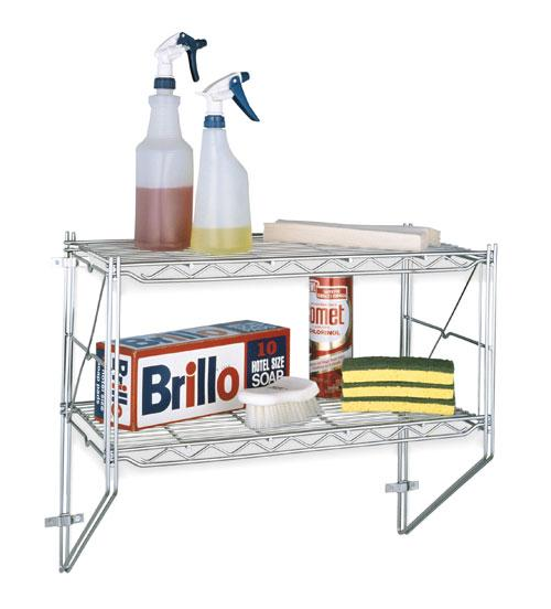 Metro Erecta Shelf Wall Kit