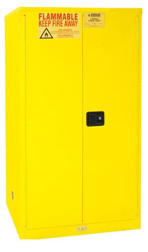 Durham Flammable Safety Cabinets with 60 Gallon Capacity Model No. 1060M-50