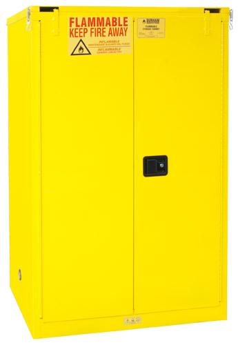 Durham Flammable Safety Cabinets with 90 Gallon Capacity Model No. 1090S-50