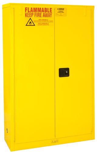 Durham Flammable Safety Cabinets with 45 Gallon Capacity Model No. 1045M-50