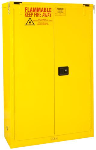 Durham Flammable Safety Cabinets with 45 Gallon Capacity Model No. 1045S-50