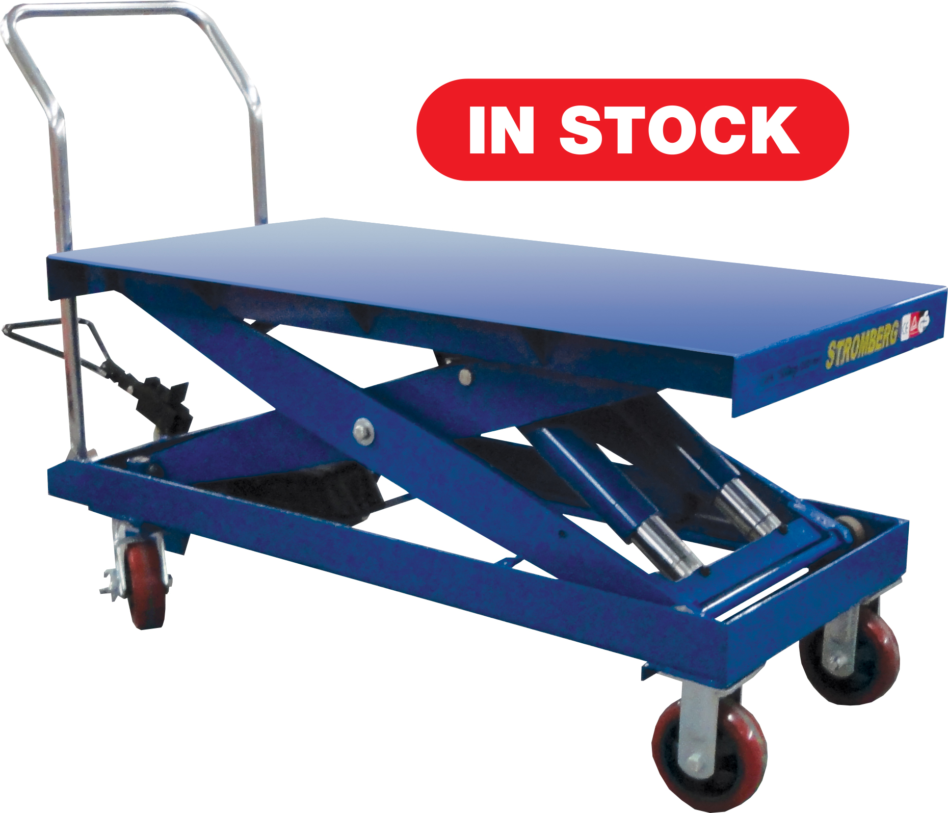 Stromberg CTF-150D CTF150D Hydraulic Elevating Carts