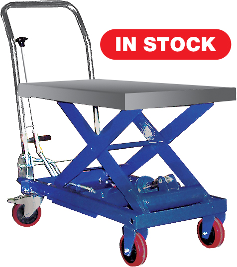 Stromberg CTF-15A CTF15A Hydraulic Elevating Carts
