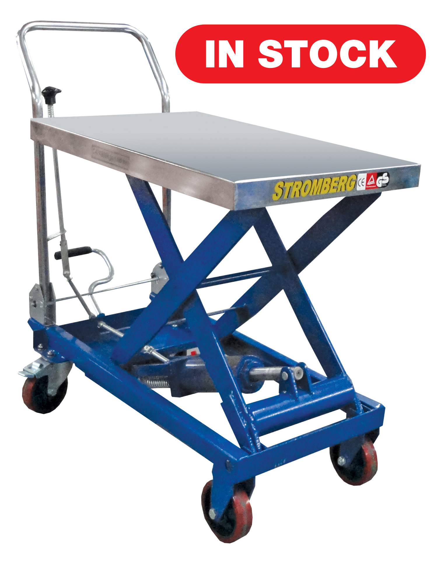 CTF-30A Hydraulic Elevating Carts