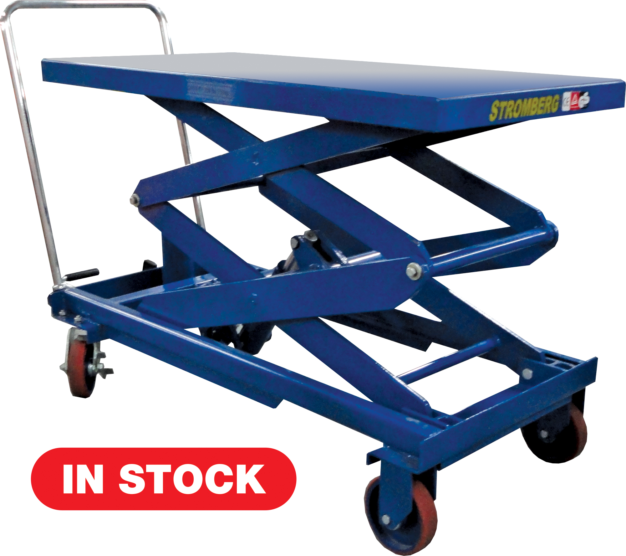 CTF-75S Hydraulic Elevating Carts - 1650 lb. Capacity