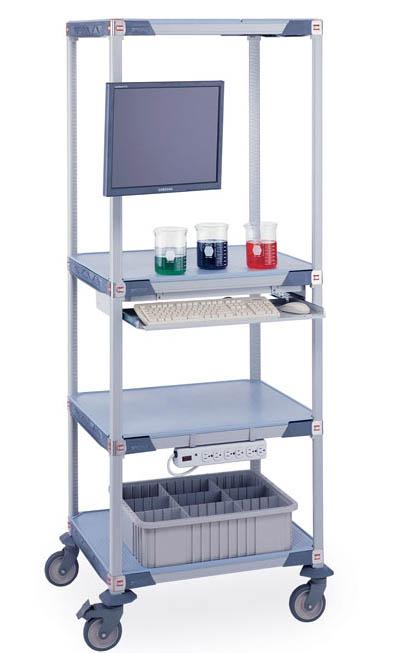 Metro High-Performance Liquid Chromatography Carts