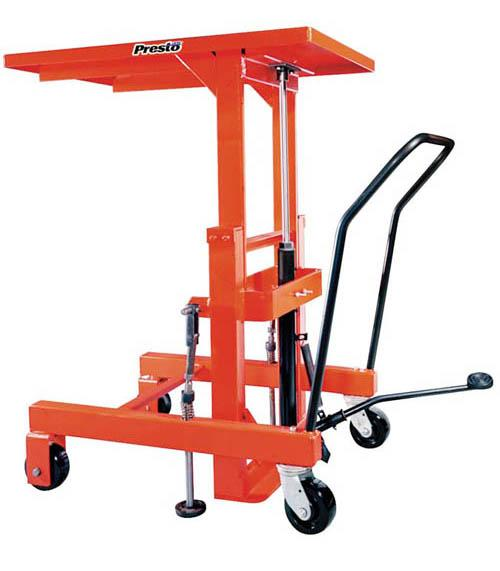 Presto Lifts Hydraulic Cantilever Table