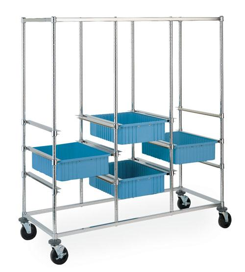Metro Kitting Cart PT3C-5M