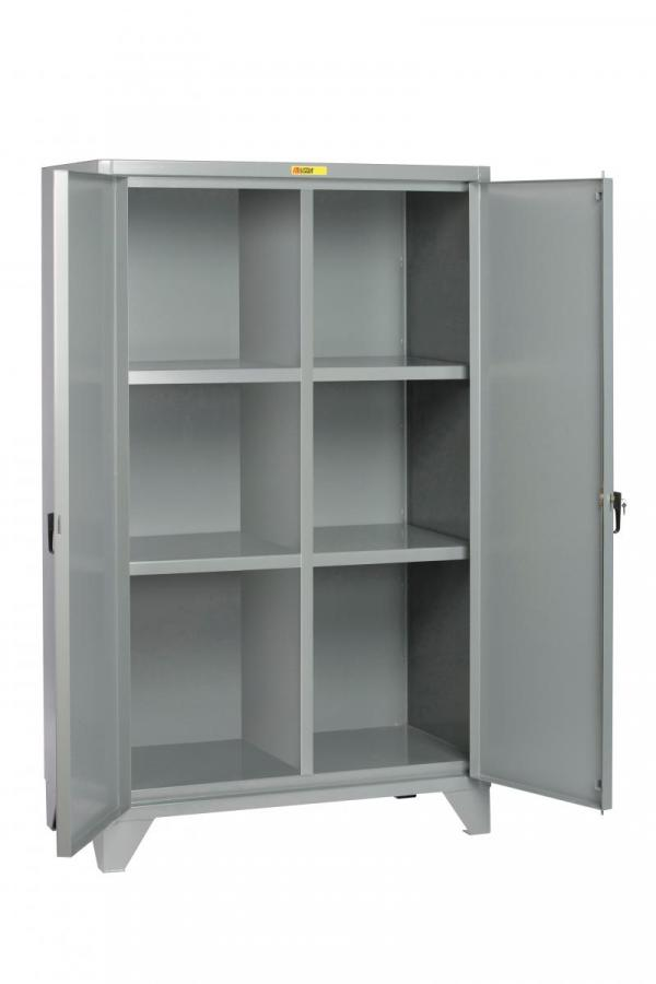 Little Giant Two Shift Storage Cabinet, Model SSL2C-2448