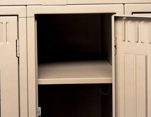 Tennsco Locker Shelves