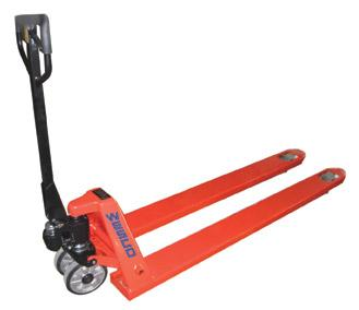 Wesco Long Fork Pallet Truck