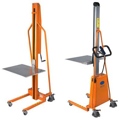 Wesco Manual and Electric Office Lifts