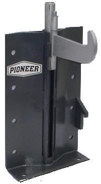 Pioneer Manual Vehicle Restraints