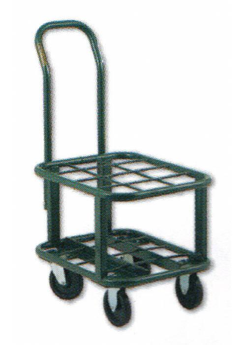 Harper Trucks Multi-Quantity Medical Cylinder Carts Model No. MG12-7979R