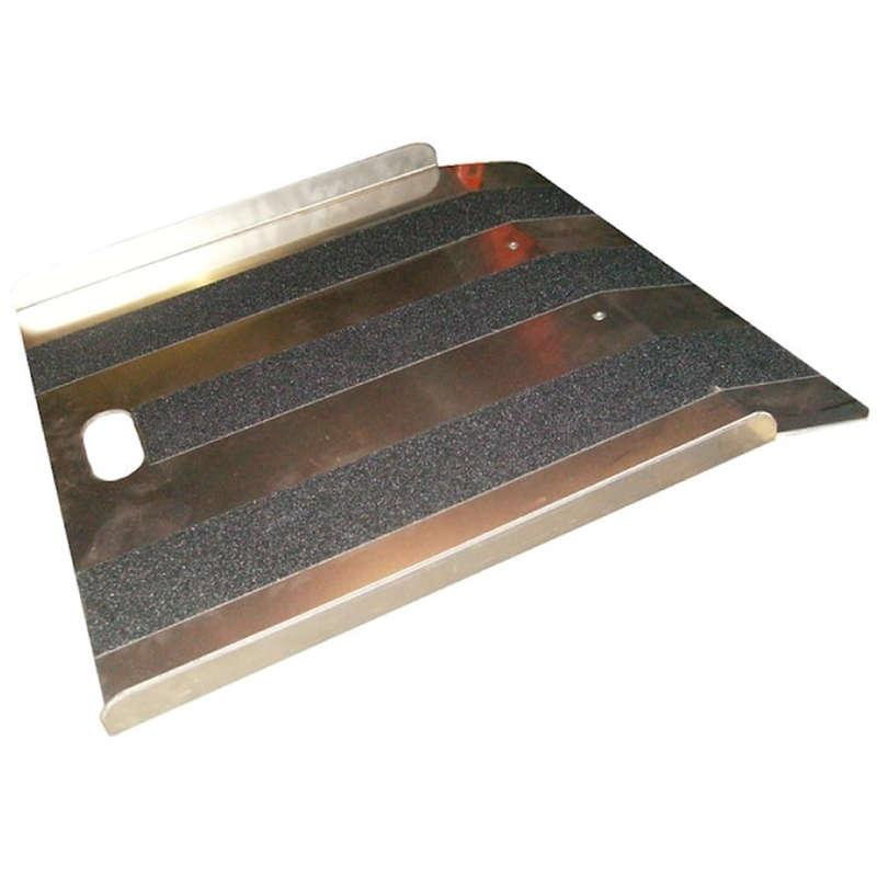 B&P Manufacturing Smooth Non-Skid Curb Ramp