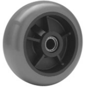 Non-Marking Rubber Wheels
