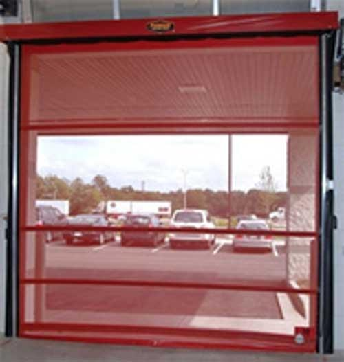 NoPest Roll-Up Doors