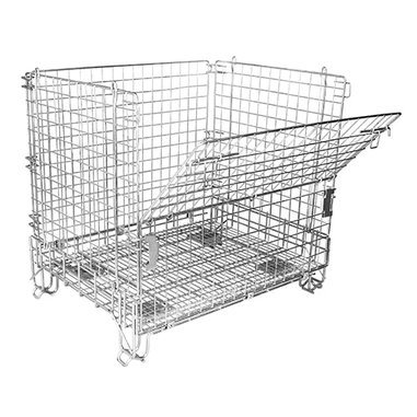Durastar Open Foot Wire Containers