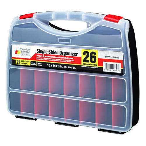 Quantum ORG81832 Single Sided Organizer