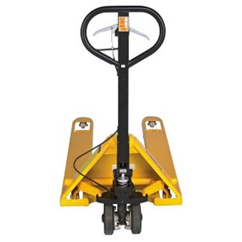 Wesco Pallet Truck with Hand Brake