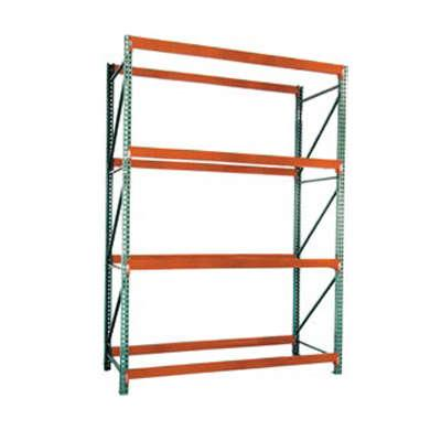 "Tri-Boro Pallet Rack 1-5/8"" Step Beam"