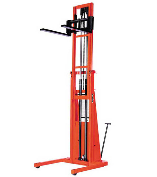 Presto PST Series Straddle Pallet Stackers