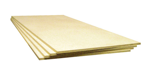 "96"" Wide Particle Board Shelves"