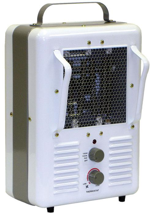 Vestil Portable Electric Heater Model No. FFH-118